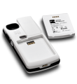 Infinea X 2D barcode scanner battery open