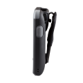 Rugged Case accessory for Linea Pro 5 2D with MSR slot covered right sideways view CS-R-LP52D-STR-G/BK