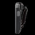 Rugged Case accessory for LP5 2D with MSR sideways view CS-RMS-LP52D-STR-G/BK