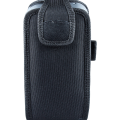 Closed Top Holster with Shoulder Strap for Linea Pro 5 with Rugged Case front view with shoulderstap removed HOL-LP5-C-W-SHL