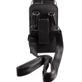 Open Top Holster with Shoulder Strap for Linea Pro 5 back view HOL-LP5-O-SHL