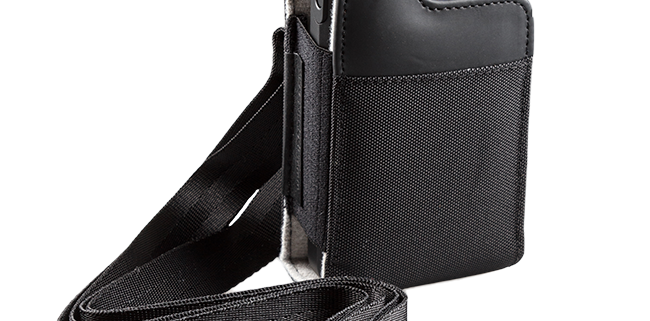 Open Top Holster with Shoulder Strap for Linea Pro 5 HOL-LP5-O-SHL
