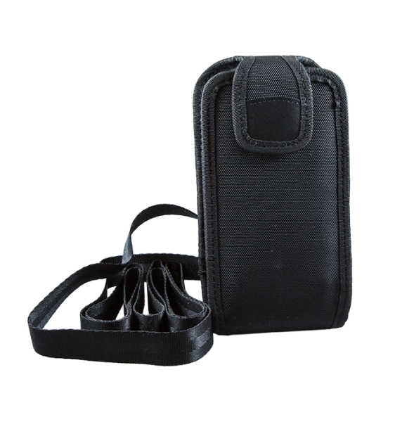 Closed Top Holster with Shoulder Strap for Linea Pro 5 with Rugged Case HOL-LP5-C-W-SHL