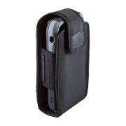 Closed Top Holster with Metal Belt Clip and Shoulder Strap for Linea Pro 6 barcode reader with protective case HOL-LP6-C-W-MC-SHL