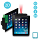 IT4-N2DBTRE Infinea Tab 4 2D barcode scanner RFID reader encrypted magstripe reader Bluetooth