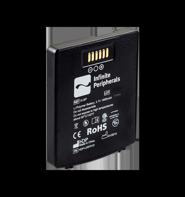 Infinea X Battery Packs