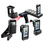 Linea Pro 5 barcode scanners accessories overview