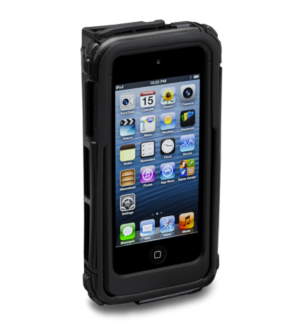 CS-RMS-LP52D-GF-BK Extreme rugged case for Linea Pro 5 2D with magstripe reader