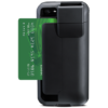 LP5-N2DBT-PH5 Linea Pro 5 2D for iPhone 5, iPhone 5s and iPhone SE Barcode Scanner with Bluetooth rear view with swipe card