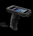 CS-LP5-PG Apto Pistol grip for Linea Pro 5 barcode scanner left side view