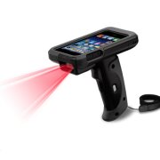 CS-LP5-PG Apto Pistol grip for Linea Pro 5 barcode scanner with hand strap