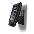 IO-O2D-A-BK Infinea Omni scanner for iPad Air on wall side view