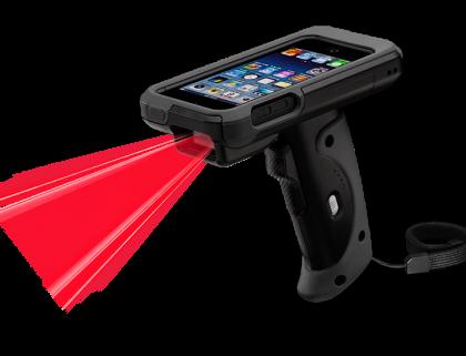 Pistol grip for Linea Pro 5 barcode scanner CS-LP5-PG