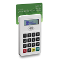 Infinea BluePad with Encrypted MSR, Chip and Pin, Bluetooth and PCI Compliance with card through reader - iBP-S-BT