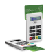 Infinea BluePad with Encrypted MSR, Chip and Pin, Bluetooth and PCI Compliance 2 terminals with cards - iBP-S-­BT