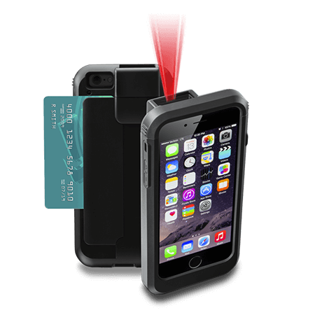 Linea Pro 6 - iPhone 6/6s Scanners