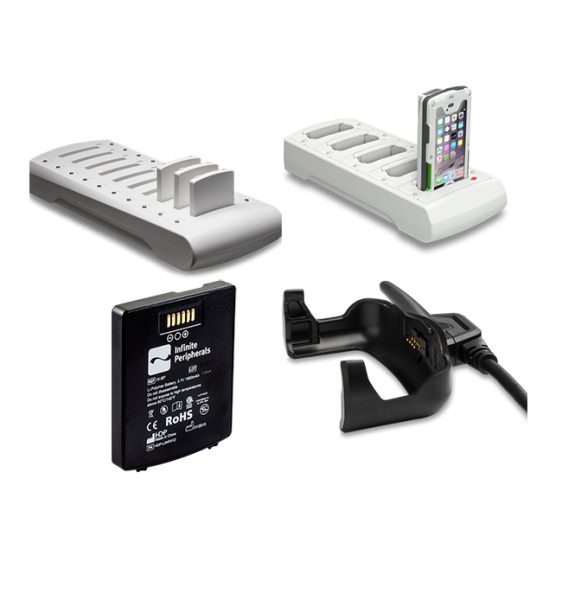 Infinea X barcode scanners accessories overview