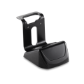 One unit station pistol grip charger for LP5 barcode scanner view without scanner PSPG1-LP5