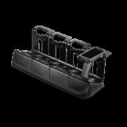 Four Unit Station Pistol Grip Charger for LP5 barcode scanner PSPG4-LP5
