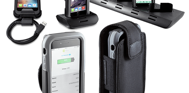 Linea Pro 6 barcode scanners accessories overview